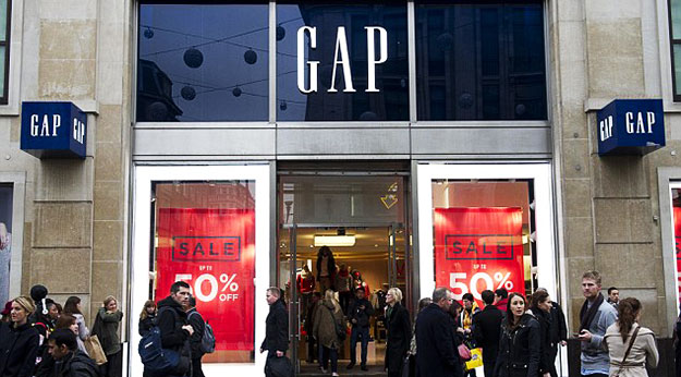 Black Friday, GAP