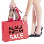 Black Friday – праздник и для ваших ног